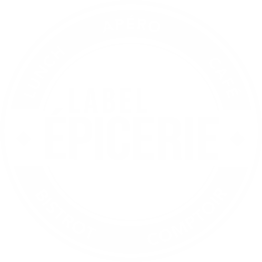 Label Epicierie